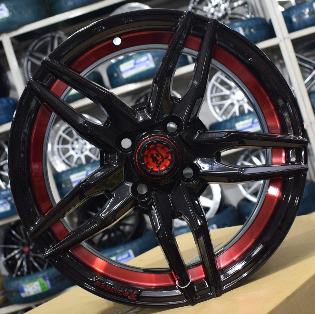 wheel max rim & tyre